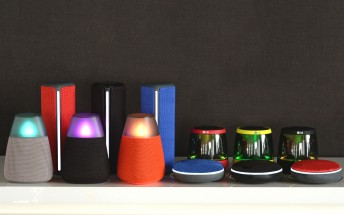 LG has the perfect Bluetooth speakers for candle-lit dinners