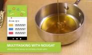 Video shot on LG V20 details the advantages of Android 7.0 Nougat