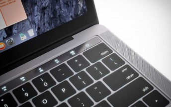 New MacBook Pro to have a fingerprint scanner in its power button