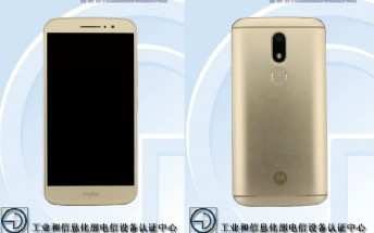 Moto M shows up at TENAA with 5.5