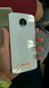 More Moto Z Play pictures