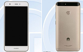 New Nexus 6P-like Huawei phone spotted on TENAA