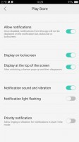Notification and process management - Oppo F1s Hands On