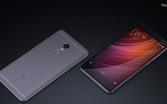 Xiaomi Redmi Note 4 goes official with Helio X20 10-core SoC, 4100mAh battery