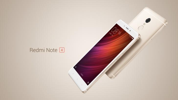 Xiaomi Redmi Note 4 ចេញជាផ្លូវការហើយ ក្នុងតម្លៃដែលនឹកស្មានមិនដល់