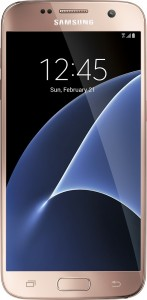 Pink Gold: Samsung Galaxy S7