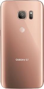 Pink Gold: Samsung Galaxy S7 edge
