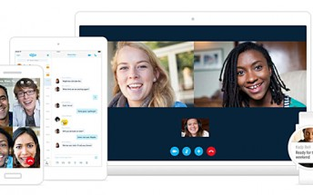 Skype will continue working on older versions of Windows Phone, Android, and iOS until early 2017