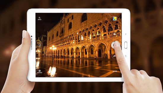 Báo cáo cho Samsung Galaxy Tab S3 sẽ ra mắt trong quý 1 năm 2017