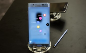 Samsung says overheating issue in replacement Galaxy Note7 units