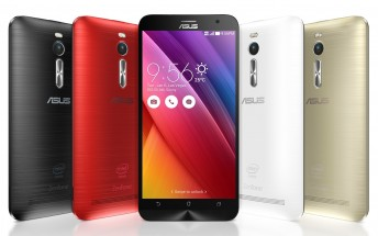 ASUS updates ZenFone 2 to Marshmallow