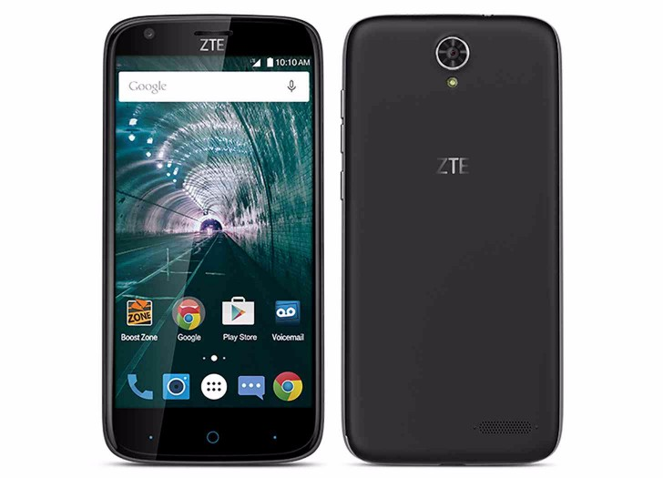 ask boost mobile zte warp 7 lte for the