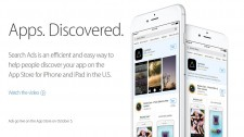 Apple App Store will display ads starting October 5