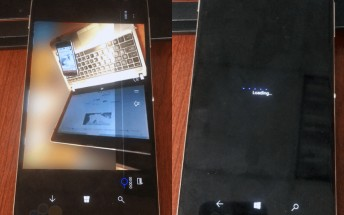 Alcatel Idol 4 Pro with Windows 10 now stars in live images