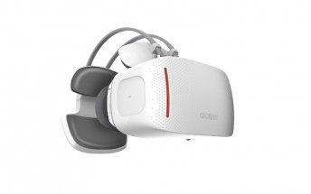 Alcatel Vision is a standalone VR headset that runs Android