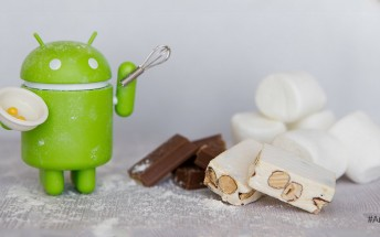 Android �whipping up something sweet� to celebrate Android�s eighth birthday
