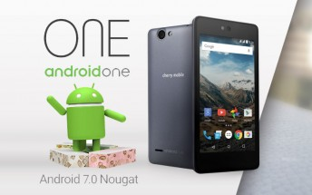Android 7.0 Nougat update hits Android One phones