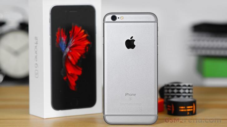 IPhone 6S là smartphone bán chạy nhất trên toàn thế giới