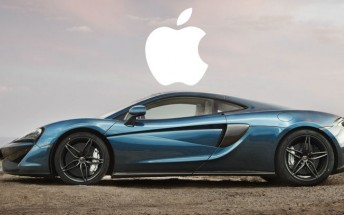 Rumor claims Apple wants to buy McLaren, McLaren says it isn't true