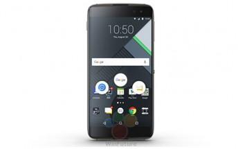 BlackBerry DTEK60�s press photos leaked, looks exactly like an Alcatel Idol 4S