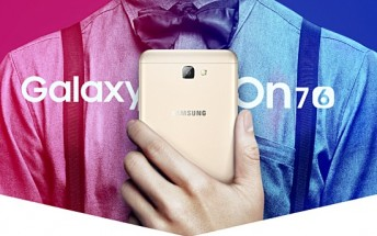 Samsung Galaxy On7 (2016) lands in South Korea