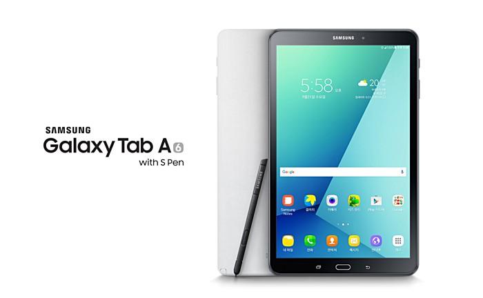Galaxy Tab A (2016) ថេប្លេតថ្មីស្រឡាងរបស់ Samsung ជាមួយនឹង S Pen