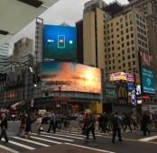 Google bắt đầu quảng cáo điện thoại Pixel ở thành phố New York