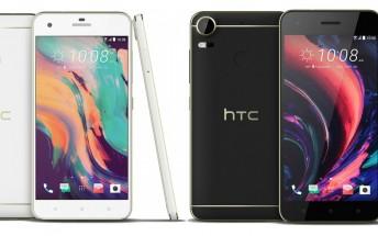 HTC keeps on teasing the Desire 10