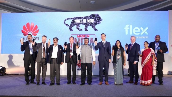 Huawei để bắt đầu sản xuất điện thoại ở Ấn Độ