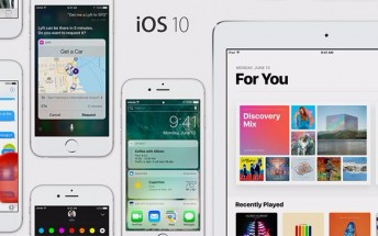 Apple officially releases iOS 10 and watchOS 3