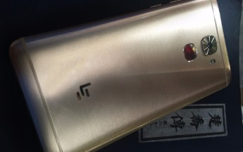 LeEco Le Pro 3 live images leak ahead of September 21 unveiling