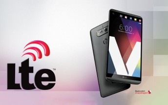 LG V20 is the first phone to support the expanded AWS-3 LTE