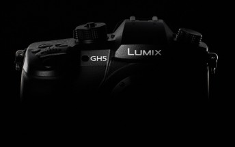 Panasonic announces three new cameras, teases GH5 with 6K video