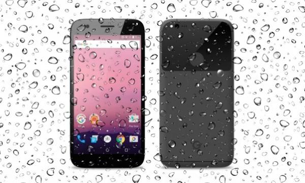điện thoại Pixel báo sẽ mang IP53 bảo vệ ngâm