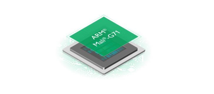 Galaxy S8 có Exynos 8895 SoC với ARM Mali-G71 GPU