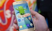 Samsung is already testing Android 7.0 on the Galaxy S7 and S7 edge