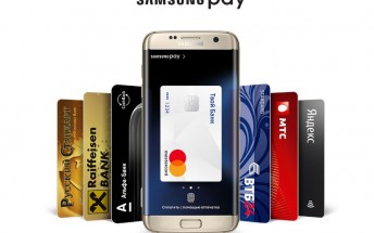 Samsung Pay starts service in Russia