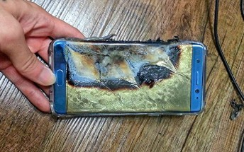 Hoaxers took advantage of the Note7 recall, 26 possibly false fire reports