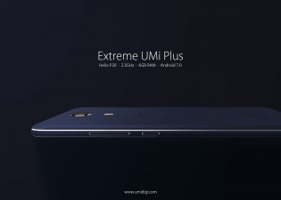 Extreme UMi Plus in Black and Blue