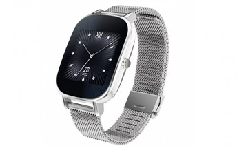 Asus ZenWatch 2 with metal band currently available for $130