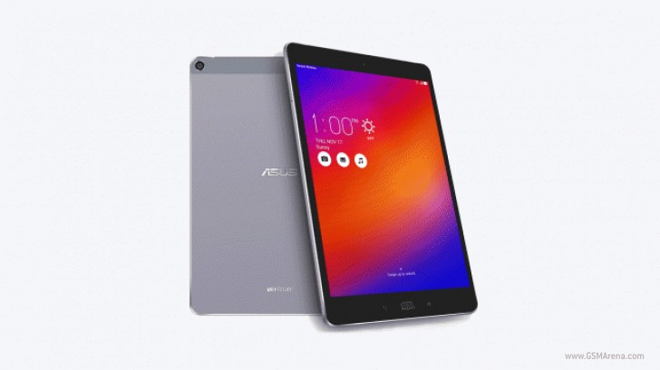 Verizon and Asus launch ZenPad Z10 LTE tablet