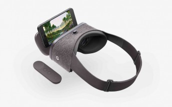 You can now order Google's Daydream View VR headset and the 4K Chromecast Ultra