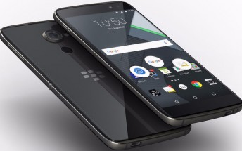 Unannounced BlackBerry DTEK60 goes up for pre-order in the US too, yours for $499.99