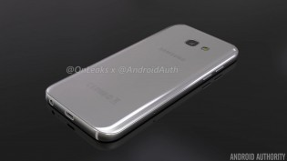 Even more Galaxy A5 (2017) renders