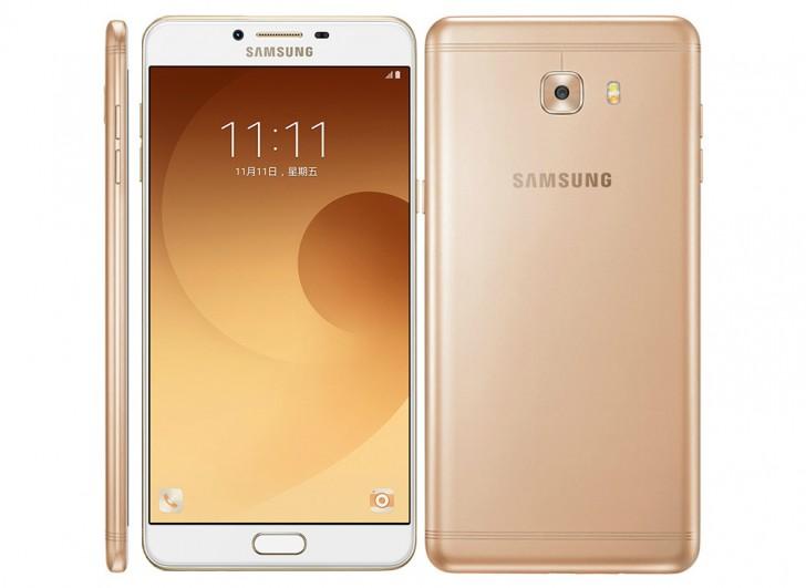 Kết quả hình ảnh cho Samsung Galaxy C9 Pro