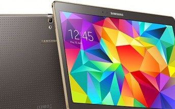 Samsung Galaxy Tab S 10.5 on AT&T starts getting Marshmallow update