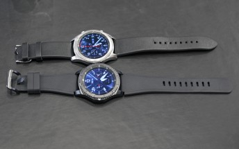 Samsung Gear S3 launches in mid-November in the US, Europe, and Korea