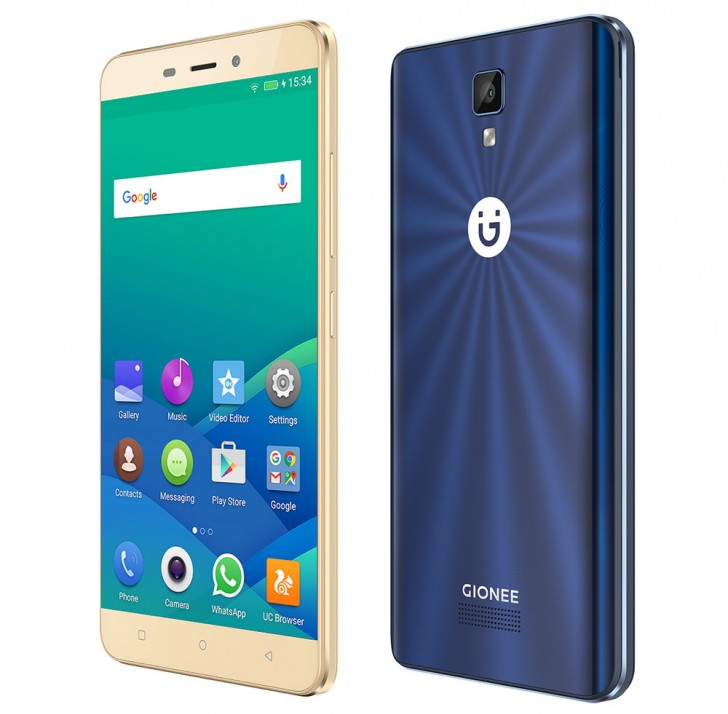 Gionee Launches P7 Max Smartphone At Rs 13999