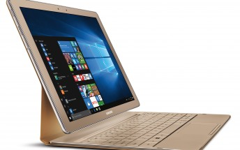 Samsung launches Galaxy TabPro S Gold Edition with 8GB of RAM and 256GB SSD