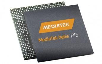 MediaTek announces Helio P15 chipset